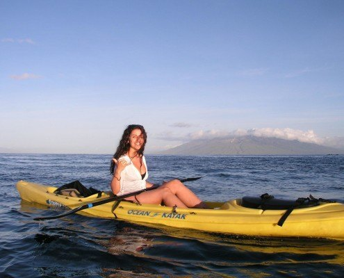 Makena Maui Kayaking Tour