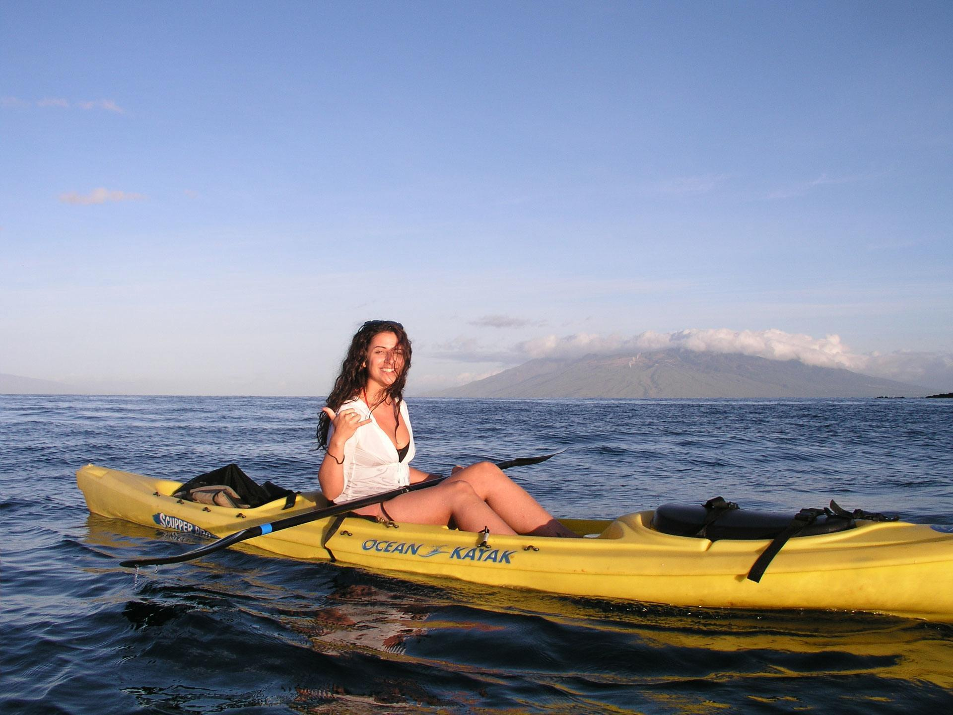 Makena Maui Kayaking Tour