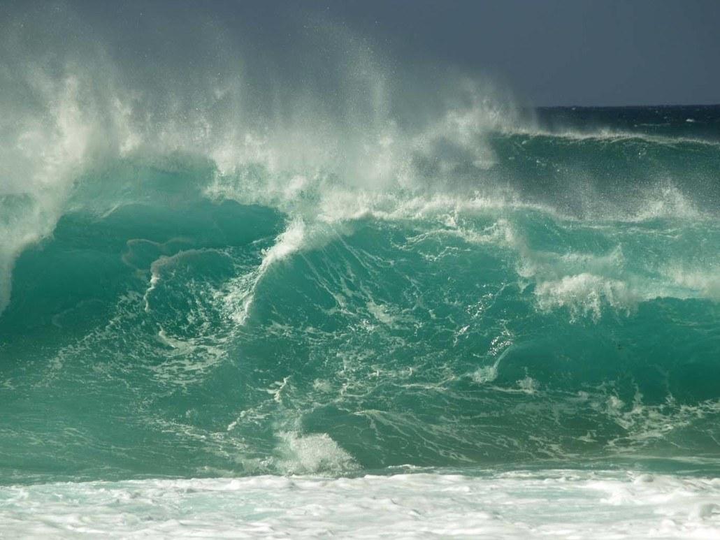 North Shore Big Waves
