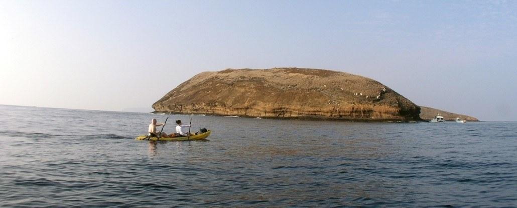 Molokini Kayak Wide View