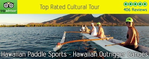 Hawaiian Paddle Sports Outrigger Canoes