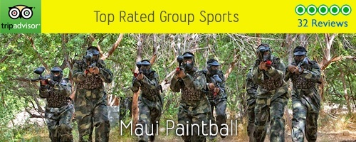 Paintball Maui