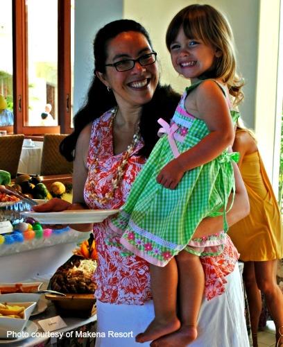 brunch mothers day makena