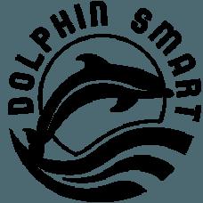 logo dophin smart