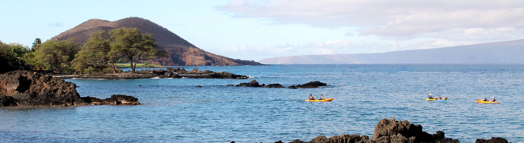 Maui Kayak Tours Makena