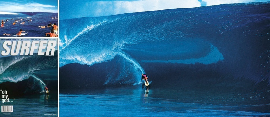 teahupoo laird surfing hawaii