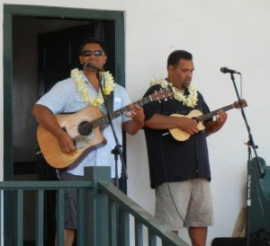 maui events calendar best maui activities maui big shows hawaiian music series concert josh kahula and preston ako