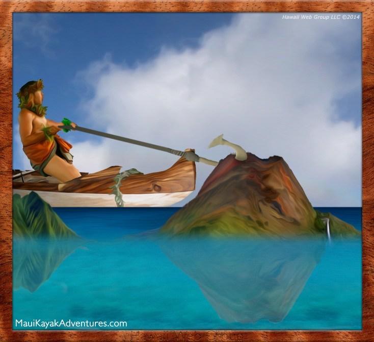 Maui hooks maui island