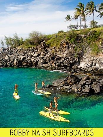 Robby Naish surfboards